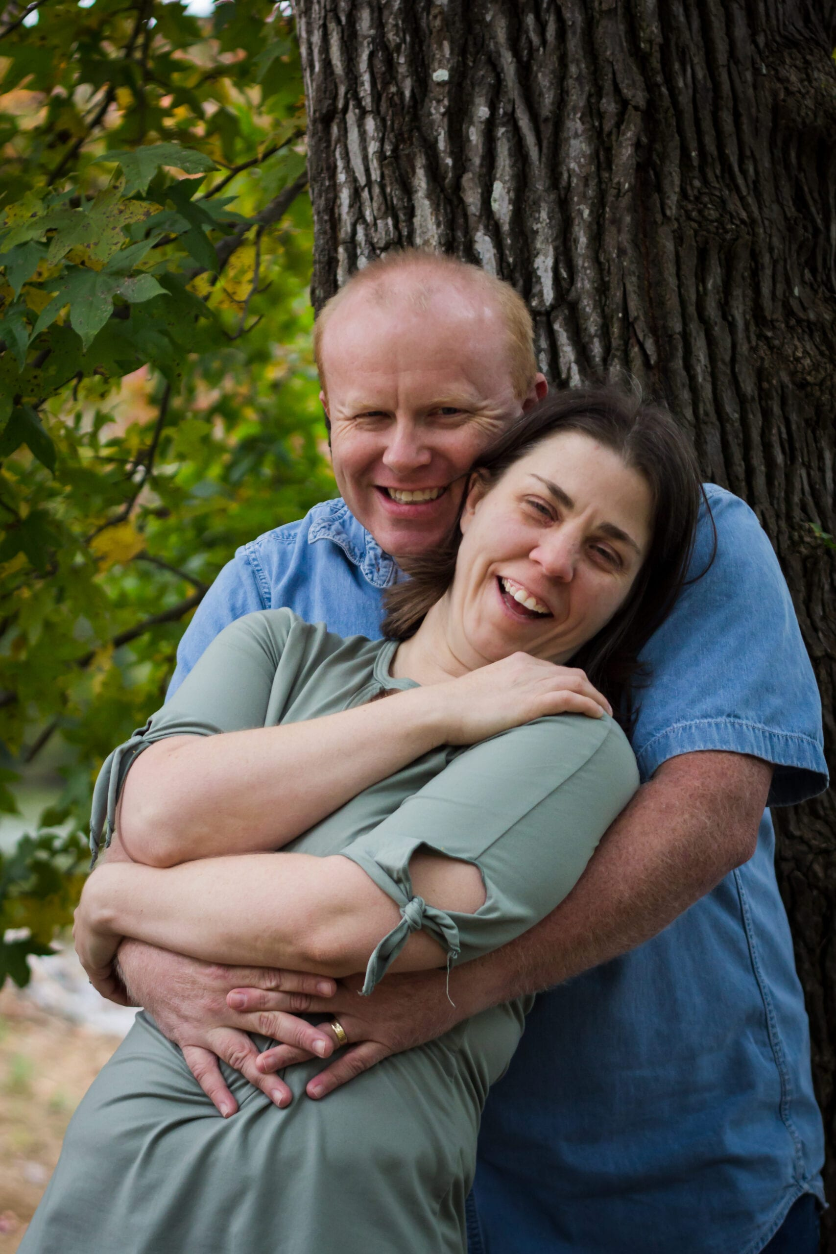 Tim & Heather